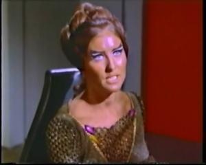 Susan Howard in Star Trek