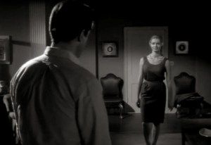 Barbara Luna in The Outer Limits episode It Crawled Out of the Woodwork