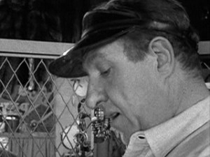 Stafford Repp as the pawnbroker in the Twilight Zone episode ,Caesar and Me.