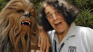 Peter Mayhew as Chewy
