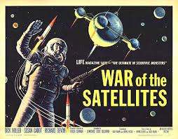 War of the Satellites released.