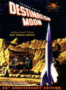 Destination Moon released
