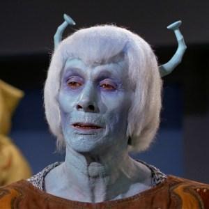 Reggie Nalder in Star Trek