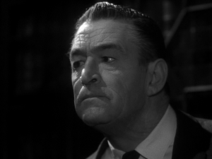 Ted de Corsia in The Outer Limits: It Crawled Out of the Woodwork