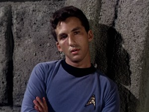 Michael Zaslow in Star Trek