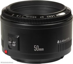 Small Of Nifty Fifty Lens
