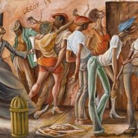 The Art of Ernie Barnes