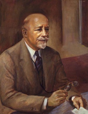 the life and studies of william edward burghardt du bois The autobiography of w e b du bois a soliloquy on viewing my life from the last decade of its first century 1968  du bois, william edward burghardt.