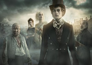 Great Expectations featuring Douglas Booth, Ray Winstone, Gillian Anderson, David Suchet and Vanessa Kirby