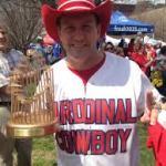 The Cardinal Cowboy