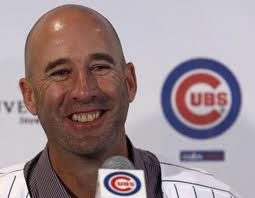 Save this picture.  Unless he's gritting them, you likely won't see Cubs manager Dale Sveum's teeth until 2015.