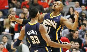 Whether one, both, or neither of these two former all-stars are back for 2013-2014 will be among the big decisions for the Indiana Pacers.