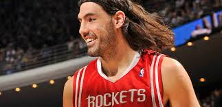 Luis Scola is a man who is eager to earn his keep and do his job.