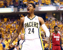 Paul George is one of the big reasons the Pacers are the only sure thing in central Indiana among sports franchises.