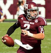 If the NCAA finds that Johnny Manziel took cash for signing autographs, his days as an Aggie will be over.