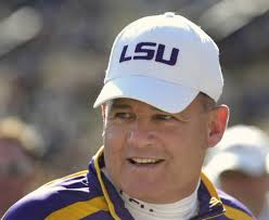 Les Miles, no justice, and more wins.  What a great university LSU is.