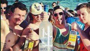 Immaturity flows from Johnny Football's mouth like Cuervo on the beach in Cabo.