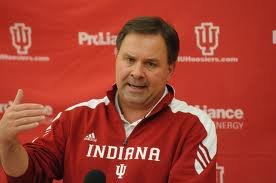 Kevin Wilson is still smarting over the crowd a year ago for the Indiana State game.