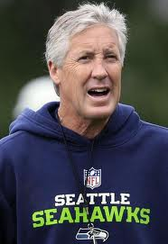 Pete Carroll hung an L where there could have been a W today in Indianapolis.