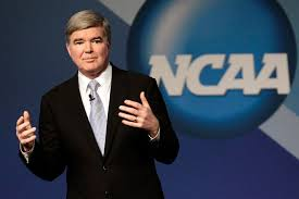Mark Emmert knows the right path, but college presidents won't let him walk  it.