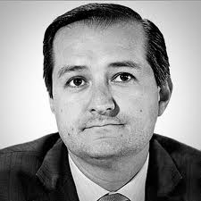 In black and white, Cubs owner Tom Ricketts looks like a tax collector ready to throw Ward, June, Wally and the Beaver into the street as he forecloses on the Cleaver household.
