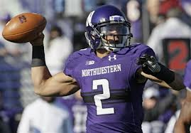 Northwestern quarterback Kain Colter reads employment law statutes with the same excellence as he read Big Ten defenses.