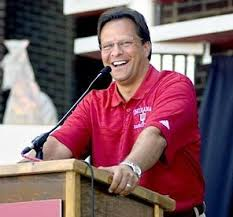 You can love him or not, but Tom Crean is coming to work tomorrow morning with intent.
