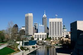 The Indianapolis skyline doesn't scream for visitors, but cities are made of people, not buildings.