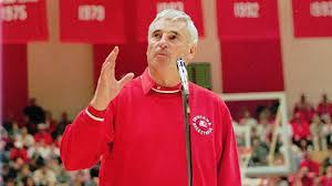 Bob Knight was an unrepentant jerk, but he taught IU fans basketball as he knew it.  And they still know it that way.
