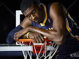 What role Roy Hibbert will play tonight for the Indiana Pacers?  We'll all find out together starting at 8:00 p.m.