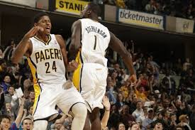 Paul George and Lance Stephenson could be the foundation of the first NBA champions in Indiana Pacers history.
