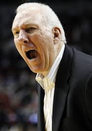 Gregg Popovich has led the Spurs to play basketball the right way, and not coincidentally five championships.