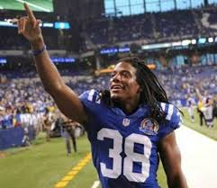 "Sergio Brown's performance yesterday had a lot of Colts fans asking, ""LaRon who?"""