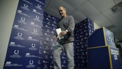 Chuck Pagano can be a charming guy, but his recent behavior toward the media has been anything but.