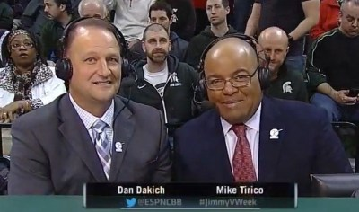 Dan gets a lot of exposure on ESPN, but that has little to do with his popularity on 1070 the Fan.