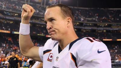 Ask not, Peyton manning, for whom the bell tolls - it will toll for thee this Super Bowl Sunday.
