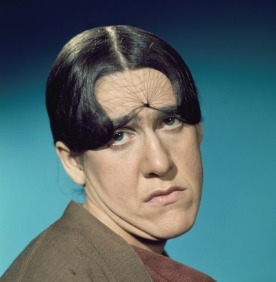 For those of you born before 1970, this is the character for which frequent 500 Festival Parade invitee Ruth Buzzi is best known.