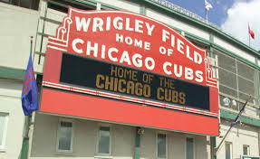 Wrigley Field will be one hell of a place for a party.