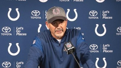 Chuck Pagano talks about what is next for the Colts after a brutal loss to the Texans.