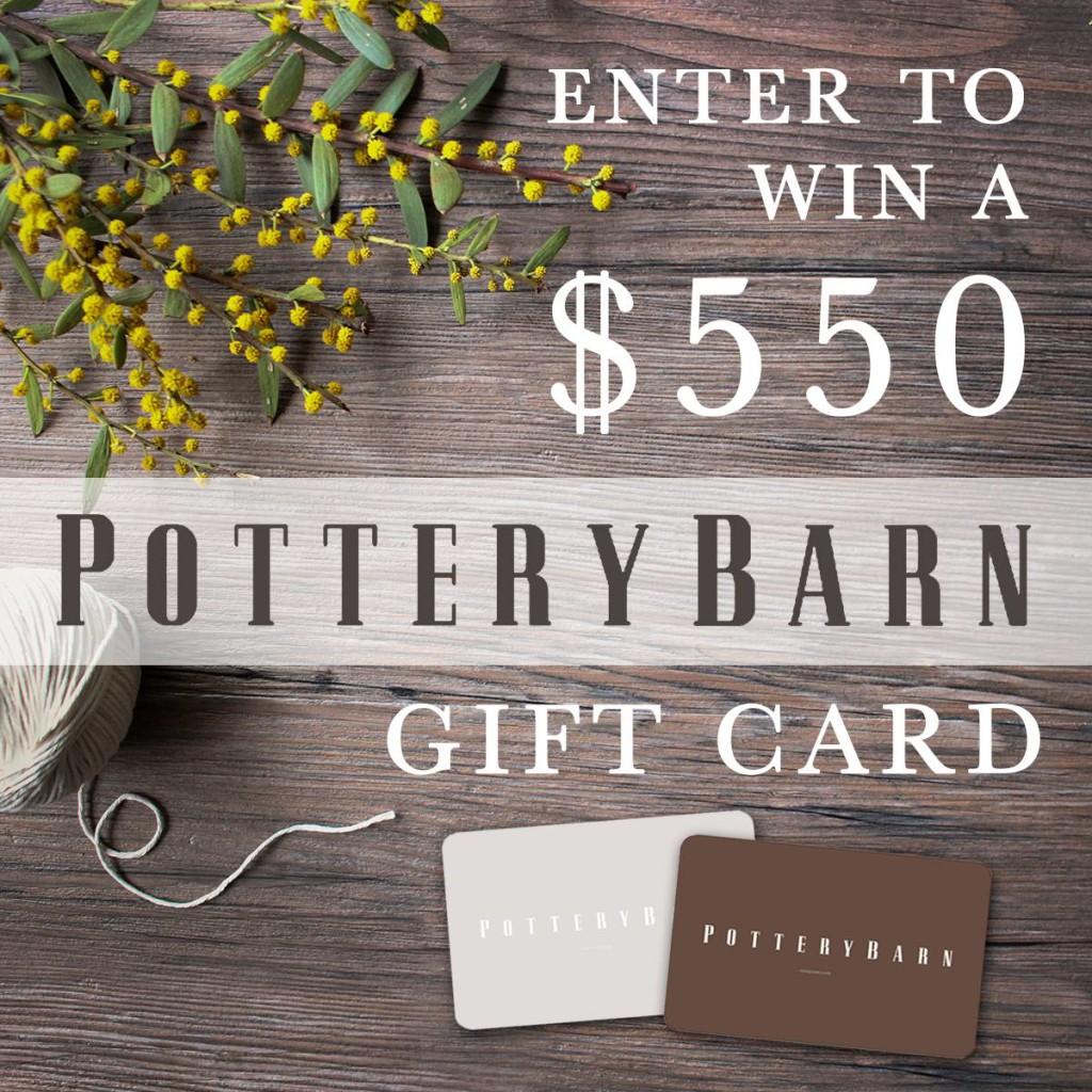 Fullsize Of Pottery Barn Gift Card