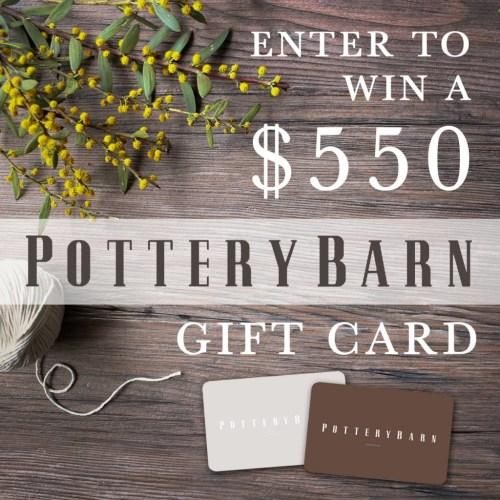 Medium Of Pottery Barn Gift Card
