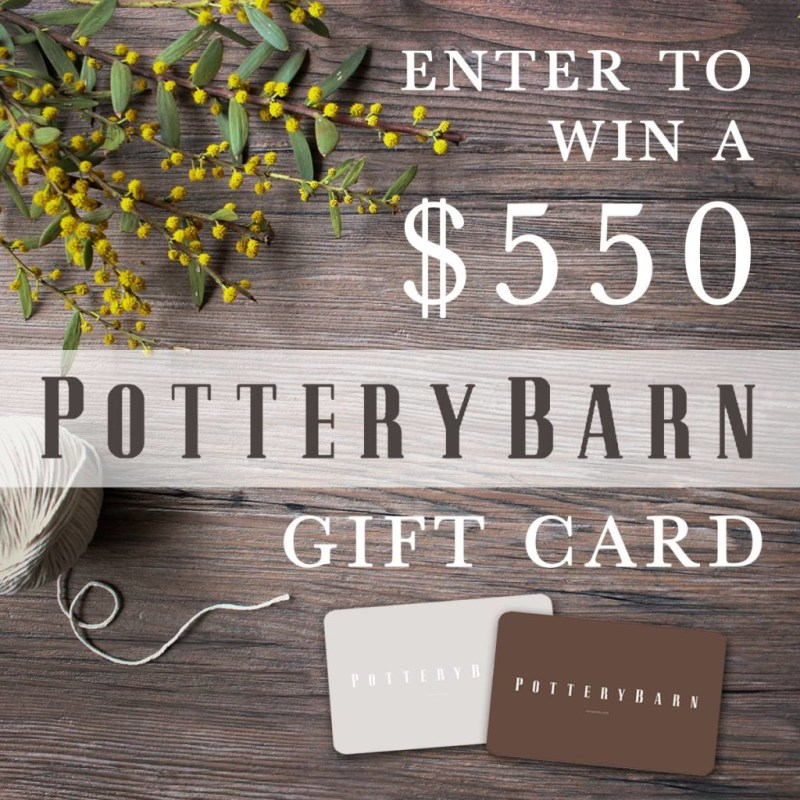 Large Of Pottery Barn Gift Card