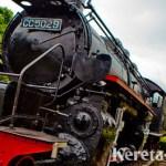 Kereta Api Uap Bersejarah Ambarawa-Bedono Kembali Beroperasi