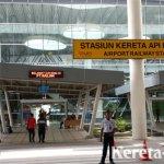 Proyek Stasiun Kereta Api Bandara Adi Soemarmo Solo Mulai Digarap Tahun 2017