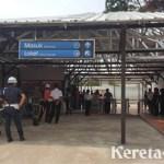Pasca Kebakaran, Stasiun Klender Kini Resmi Kembali Beroperasi