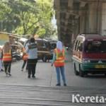 6 Perlintasan KA Sebidang di Depok Akan Ditutup Mulai 28 Juli 2017