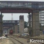PT KAI Bangun Jalur Layang Kereta Api di Sumatra Utara