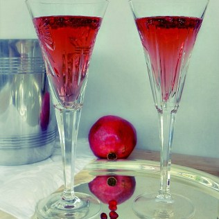 easy cocktails, champane mixers