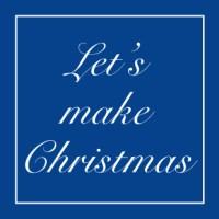 Let's make Christmas - five easy homemade present ideas!