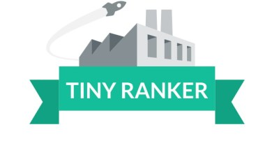 Tiny Ranker: A Tool to Keep an Eye on your Site